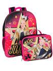 Jojo Siwa Backpack with Insulated Lunchbox