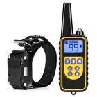 Dog Shock Collar Remote Control Waterproof Electric 875 Yard Large Pet Training