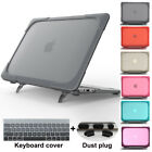 Strong Case Heavy Duty Dual Layer Bumper Case for Macbook Air 11 13 Pro15 Retina