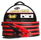 TOPDC 100% Copper Battery Jumper Cables 4 Gauge 16 Feet 380AMP Heavy Duty
