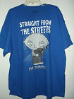 NEW FAMILY GUY T SHIRT 2XL 3XL 4XL or 5XL STEWIE  FROM THE STREETS OF QUOHOG