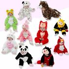 Fashion Baby Boy Girl Clothes Cute 3D Animal Infant Baby Winter Or Autumn Thicke
