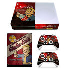 Customized Vinyl Decal Sticker Skins Cover for Xbox One S Console & 2 Controller
