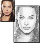 COMMISSION an A4 Pencil Portrait from your Photo's!