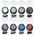Glitter Shimmer Metallic Eyeshadow Color Palette Pigment Eye