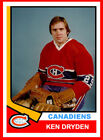 MONTREAL CANADIENS High Grade NHL Hockey Card Style Fridge Magnets U-Pick UNIQUE
