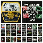 Graphic T-Shirt Mexico Mexican Humor Casual Spanish Funny Hip Hop Printed Tee