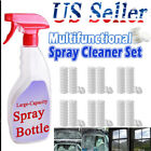 Multifunctional Effervescent Spray Cleaner Clean Bottle WINDOW Car Cleaning PR1