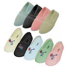 terry slippers for women - Women's Comfy Cotton Terry House Slippers Shoes - Sizes S-XL New