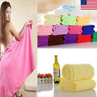Absorbent Microfiber Drying Bath Beach Towel Washcloth Swimwear Shower 70x140cm