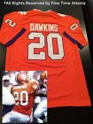 NEW Philadelphia Eagles Brian Dawkins Mens Clemson Tigers HOME Collegiate Jersey