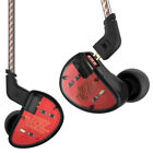 KZ AS10 5BA HiFi Stereo In-Ear Wired Earphone With Mic High Resolution Earbuds