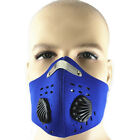 Anti Dust Motorcycle Bicycle Cycling Ski Half Face Mask Filter ZP