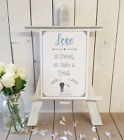 Candy Sweet Buffet table personalised wedding sign poster