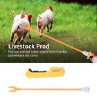 Livestock Prod Cattle Hot Shot Handle Swine Electric Hand Prod for Pig Animal h5