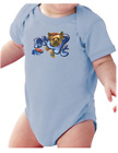 Infant creeper bodysuit One Piece t-shirt Brat Dog Puppy k-688