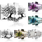 Внешний вид - 5 Panel Canvas Print Modern Picture Wall Art Decor Home Abstract Flower UnFramed