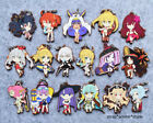 Fate / Grand Order FGO Anime Rubber Strap Keychain Charm KUJI Swimsuit Ver
