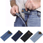 Внешний вид - 1 Pack Elastic Waist Extender Strong Adjustable Pants Button Easy Fit