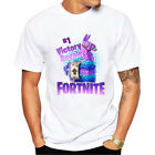 Hot Teenagers Adult Men's Fnite Inspired T shirt Casual Tee Shirt Summer New