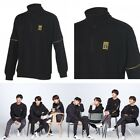 BTS PUMA LS TM Half-Zip Crew Black KPOP GOODS KPOP Goods + Tracking Number