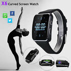 Luxury Bluetooth Smart Watch Unlocked Phone for Women Men Boy Android Phone Gift