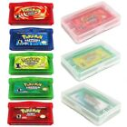 Pokemon Fan Advance Gameboy Cartridge Game Card For NDSL/GBC/GBM/GBA/SP UK HOT