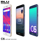"Blu C6 C031p 16gb 5.5"" Hd 8mp Android Oreo Factory Unlocked Gsm Phone New"