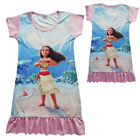 Short Sleeve Dress For Moana Cosplay Costume Atlantic Ocean Polynesia Bosnia God