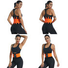 Waist Trimmer Belt Trainer Body Shaper for Women Workout to Lose Weight Elastic