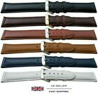 Watch Strap Italian Leather 18mm-30mm Fits Seiko Citizen Fossil Diesel Armani image