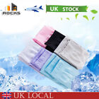 Arm UV Arm Sleeves Sports Protection Outdoor Ice Silk Sunscreen Sleeves UK-STORE
