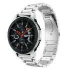 For Samsung Galaxy Watch 46mm Strap Stainless Steel Replacement Wrist Band