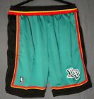 Detroit Pistons Vintage NBA Green Basketball Jersey Shorts on eBay