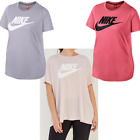 Women's Nike Plus Size Futura Logo T-Shirt Tee Top, NEW ASSO