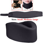 Soft Foam Neck Brace Cervical Collar Support Whiplash Neck Pain Relief S M or L