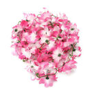 Silk Decor Decoration Vine Flower Plants Fake Silk Azalea Flower Fake Garland
