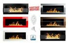 Bio Ethanol Fireplace B2C Professional 900 x 400 /GLASS/ 6 Colours