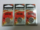 Energizer 2016 Watch/Electronic Battery - Choose Your Quantity