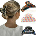 Fashion Women's Large Acrylic Hair Claw Clamp Clips Shower Hairpin Accessories