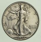 Choice AU Unc 1947 Walking Liberty Half Dollar *734