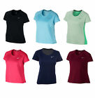 Nike Womens PLUS SIZE Dry Miler Short Sleeve Running Top 831