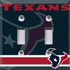 Football Houston Texans Themed Light Switch Plate Cover ~ Choose Your Cover ~ on eBay