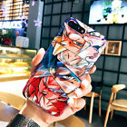 Cartoon Dragon Ball Z Goku Soft Phone Case For iPhone XS Max XR X 8 7 6 6S Plus
