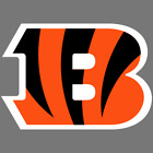 Cincinnati Bengals NFL Car Truck Window Decal Sticker Football Laptop Wall $20.49 USD on eBay