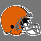 Cleveland Browns Helmet NFL Car Truck Window Decal Sticker Football Laptop Yeti on eBay