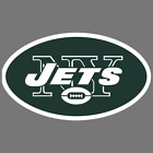 New York Jets NY NFL Car Truck Window Decal Sticker Football Laptop Bumper $30.49 USD on eBay