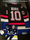 NEW Pavel Bure 1997 1998 Vancouver Canucks Mens Home Vintage Retro Jersey