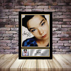 BJORK - Music Poster Signed Autographed Print 2018 A1 A2 A3 A4 Framed B2