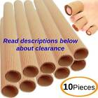 (Clearance) Chiroplax Gel Finger Toe Tube Protector Cap Sleeve Separator Bunion
